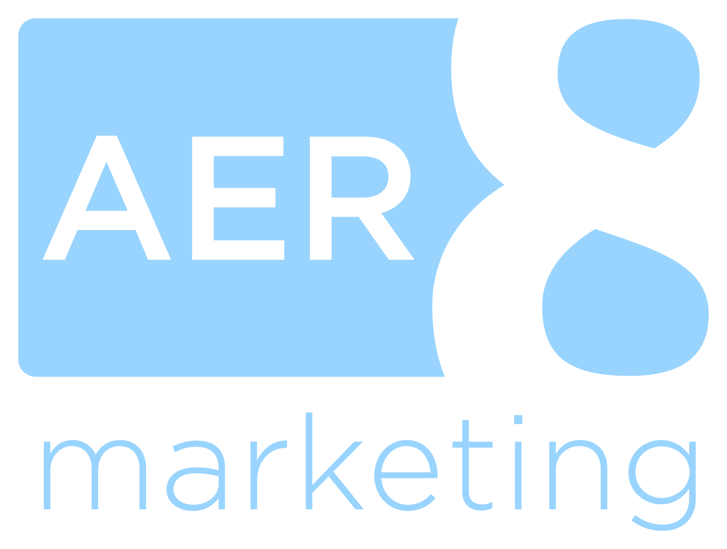 Aer8 marketing logo