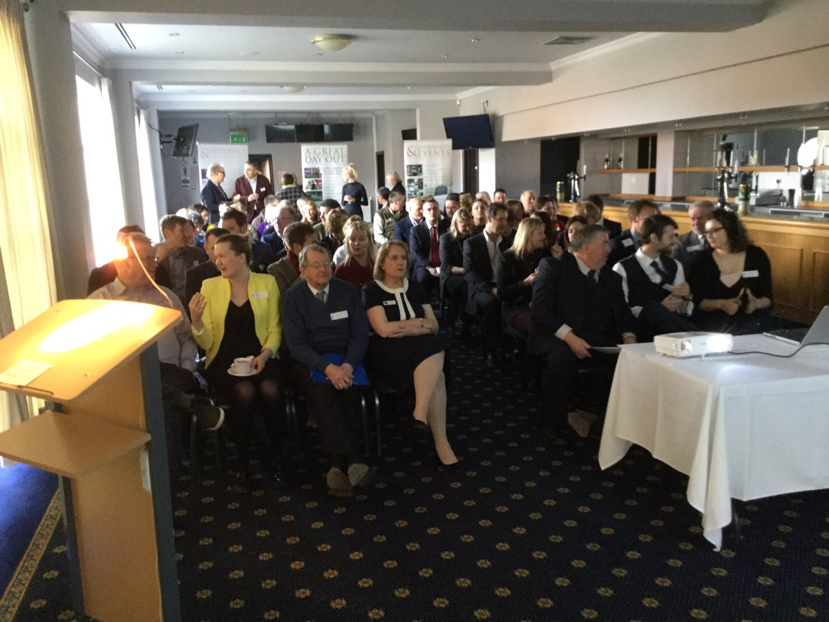 Presentations from Thirsk Racecourse, Hambleton DC & T&DBA